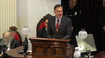 Governor Shumlin's State Of The State Address 2014