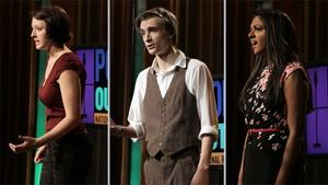 Poetry Out Loud - Vermont Finals 2014