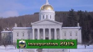 Vermont Inauguration 2015