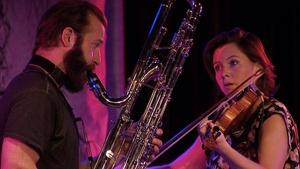 Discover Jazz - Colin Stetson & Sarah Neufeld Duo