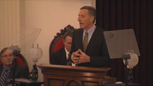 Governor's Budget Address 2016