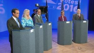 Democratic Debate: Primary Candidates For Governor
