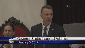 Governor Scott's Inaugural Address 2017