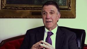 Gov. Phil Scott discusses budget concerns