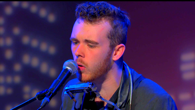 "Dylan ""Ragpicker"" Allen Performs Wolfman"