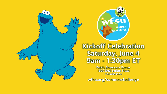 WFSU's Summer Challenge Offers Fun and Learning
