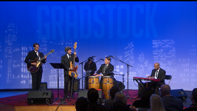 Tocamos Mas Performs at Gradstock 2016!