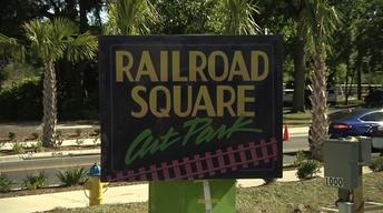 Exploring Art and Culture at Railroad Square