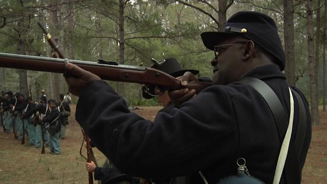 Reenacting History at the Battle of Natural Bridge