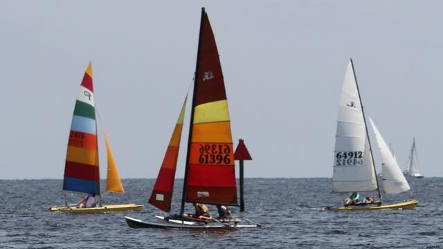 Setting Sail to Fight Cancer