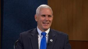 Governor Mike Pence - January 16, 2014