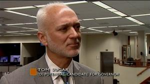 Another Democrat in Race for Governor - August 7, 2015