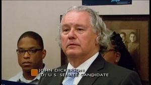 John Dickerson Enters The Race  - August 21, 2015