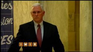 Governor Pence Says No to Syrian Refugees - November 23, 201