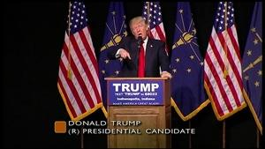 Trump and Cruz Campaign in Indiana - April 22, 2016