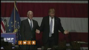 Trump Selects Pence - July 15, 2016