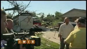 Tornadoes Hit Indiana - August 26, 2016