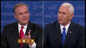 The VP Debate - October 7, 2016
