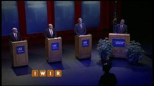 Last Gubernatorial Debate - October 28, 2016