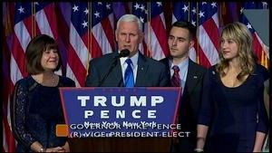 The Trump Tide - November 11, 2016