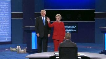 Review of the First Presidential Debate