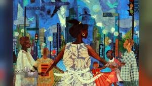 The Boston art scene is vibrant with artists of color