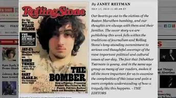 Beat The Press: Rolling Stone: Provocative or Outrageous?