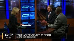 Tsarnaev Death Sentence Verdict