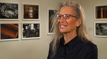 July 11, 2012: Annie Leibovitz's Pilgrimage