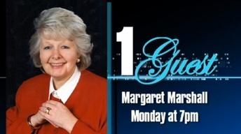 1 GUEST: Margaret Marshall