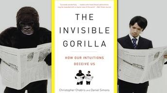 Can you spot the invisible gorilla?