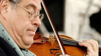 Sept. 27, 2012: Legendary Violinist Itzhak Perlman