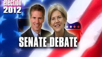 Oct. 10, 2012: U.S. Senate Debate