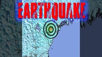 Oct. 17, 2012: New England's Earthquake