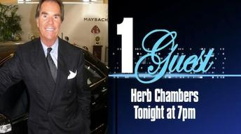 Oct. 22, 2012: 1 Guest with Herb Chambers
