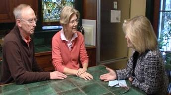 Oct. 31, 2012: At Home with Elizabeth Warren