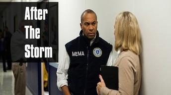 Oct. 31, 2012: Governor Deval Patrick, After the storm