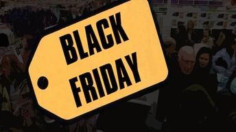 Nov. 21, 2012: Black Friday