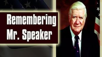 Dec. 6, 2012: Remembering Mr. Speaker
