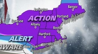 Feb. 7, 2013: Weather Storm Watch