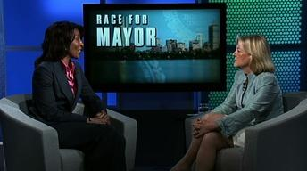 Interview: Boston Mayoral Candidate Charlotte Golar Richie