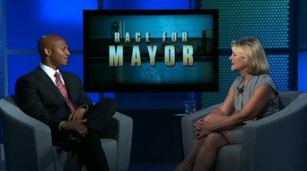 Interview with Boston Mayoral Candidate John Barros