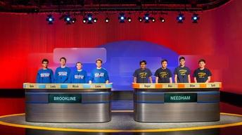 Brookline vs. Needham