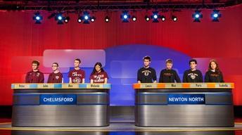 Quarterfinal #3: Chelmsford vs. Newton North