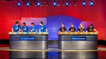 Quarterfinal #4: Adv. Math & Science vs. Thayer