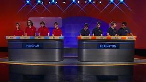 Semifinal #1: Hingham vs. Lexington