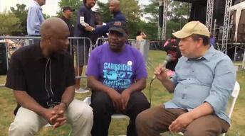 Eric Jackson Talks with Cambridge Jazz Festival Founders