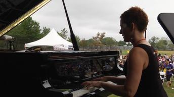 Rebecca Cline at Cambridge Jazz Festival 2016