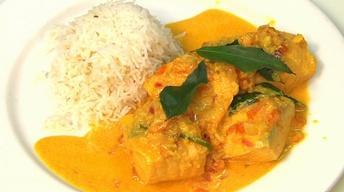 Neighborhood Kitchens: Rasoi's Fish Moilee