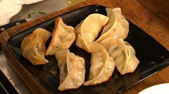 Neighborhood Kitchens: Meyers and Chang's Pork Dumplings